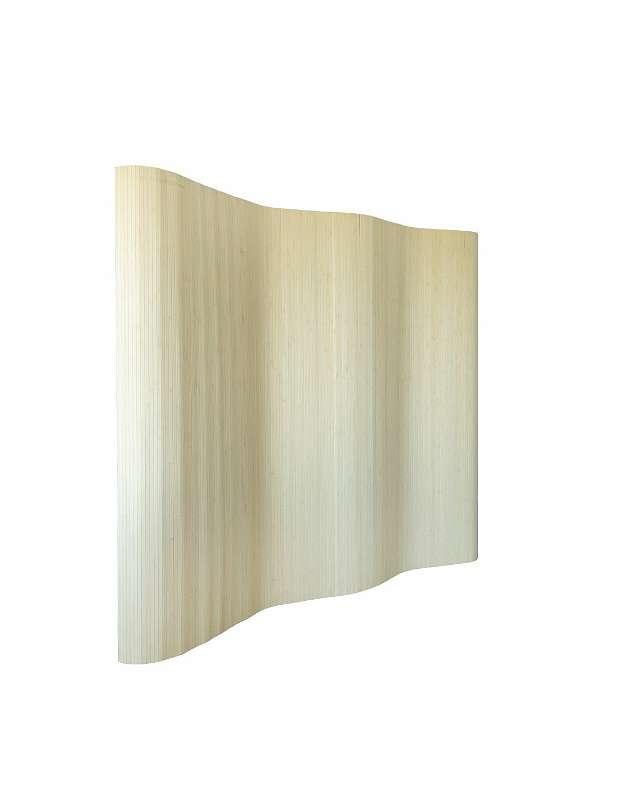 Paravent Raumteiler Trennwand Bambus Natur Neu Nr 303 11995