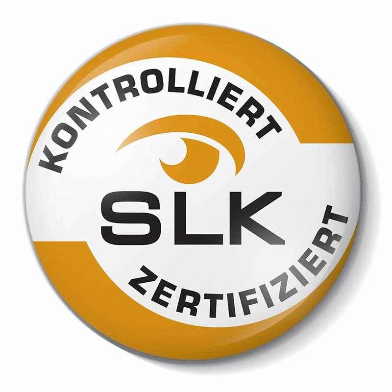 Wachtelfutter SLK zertifiziert