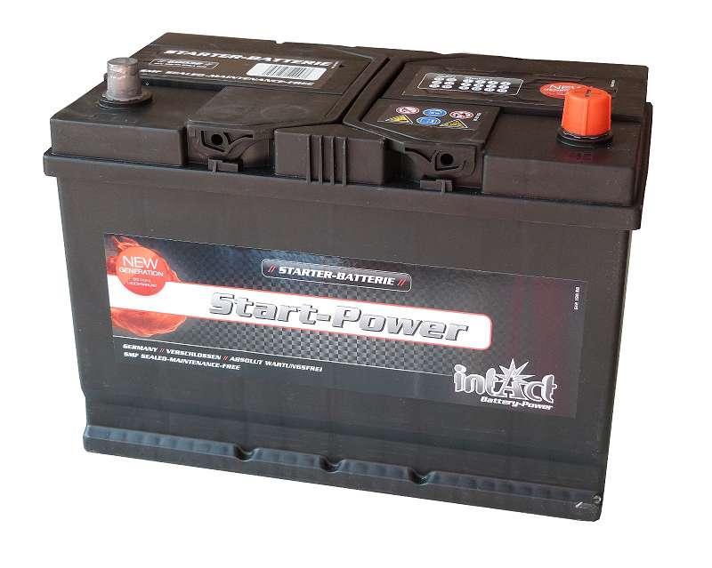 Keckeisen Autobatterien