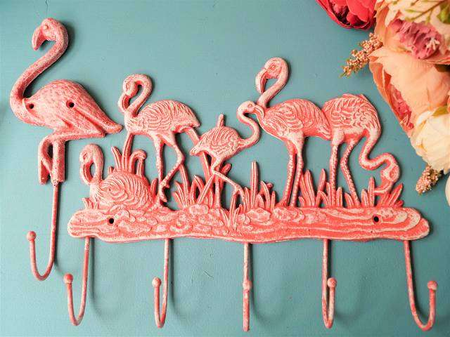 Flamingo & Flamingo 5 Haken