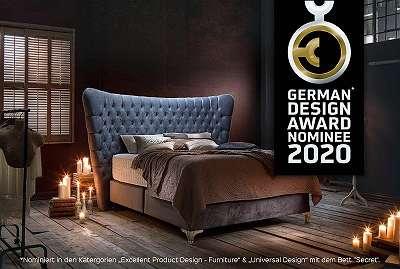 5dd8791bb5d9ba Haskins® ist ausgezeichnet mit dem German Design Award Nominee Siegel 2020!  Exklusiv