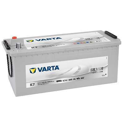 180AH VARTA-Super Heavy Duty Silber