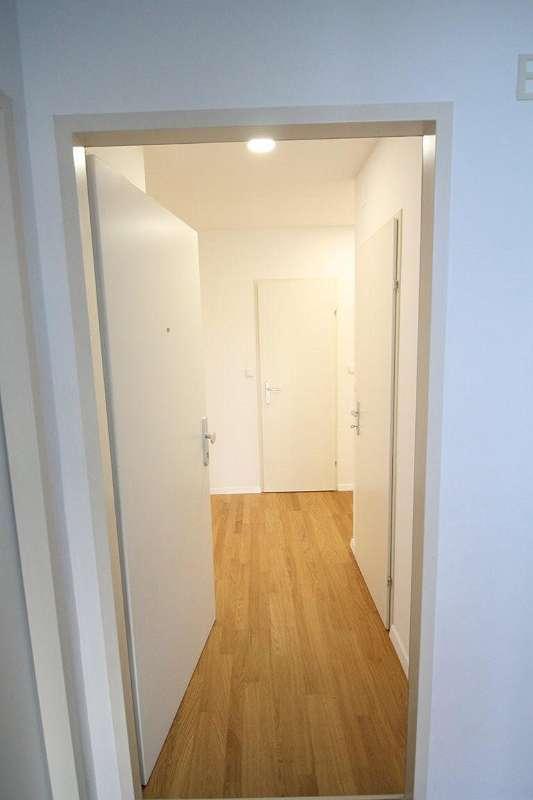 Blick in die Wohnung / Vorraum