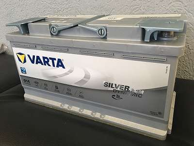 AKTION VARTA AGM-Batterie 95AH