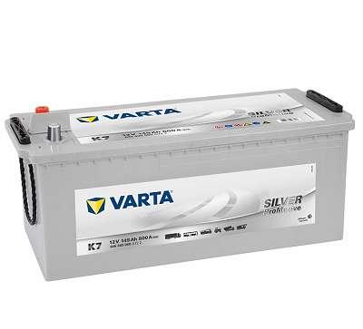 140AH VARTA-Super Heavy Duty Silber
