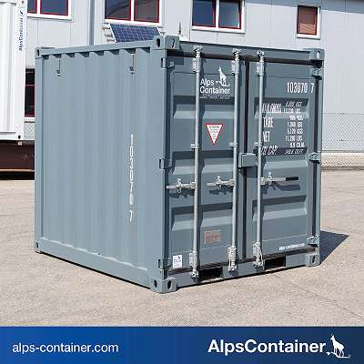 8ft (2,4m) Container / Lagercontainer