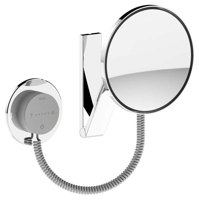 Kosmetikspiegel iLook_move mit Beleuchtung chrom, NEU LP ¤ 735,20