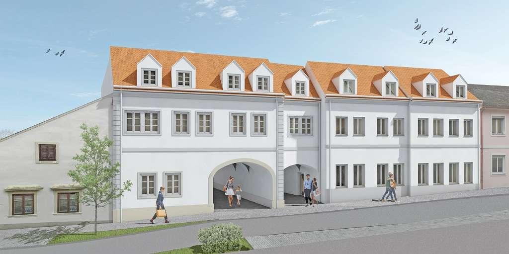 Bild 1 von 1 - Eisenstadt_Kolpinghaus_Schaubild