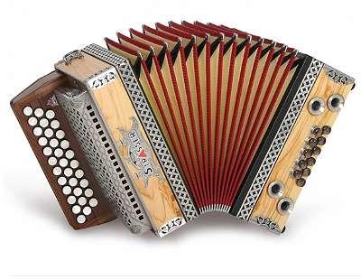Steirische Harmonika MIETEN