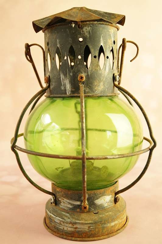 Große, geniale, ältere Vase im tollen Design Glas Deko
