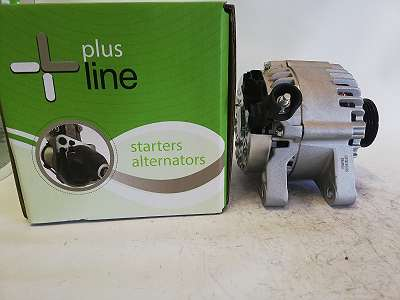Lichtmaschine/ Alternator Ford 80A, Line Plus (3S6T-10300-AA+)