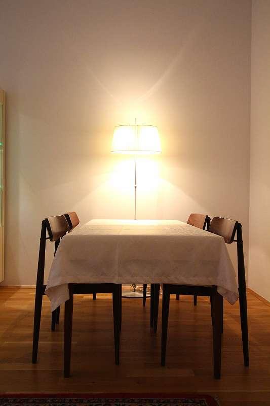 Wohnzimmer/Tisch