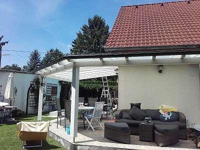Terrassenüberdachung/ Pavillon