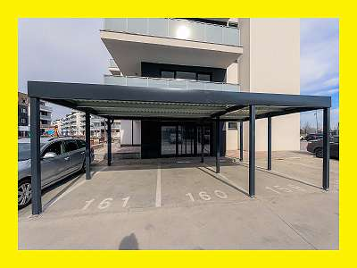 Design Carport von GARDEON