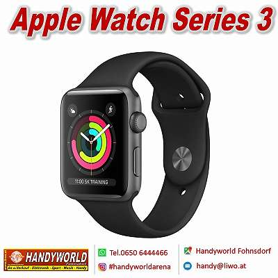 Apple Watch Series 3 Nike Edition (GPS) 42mm