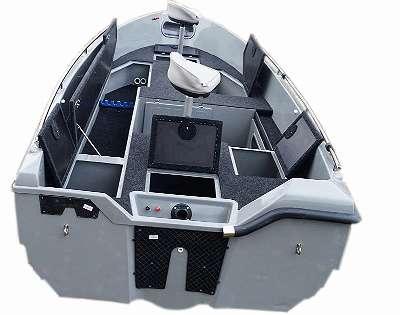 Solar 430 Bass, Ruderboot, Motorboot, Angelboot, Fischerboot