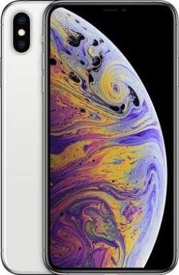 Apple iPhone XS Max 512GB silber / Neu