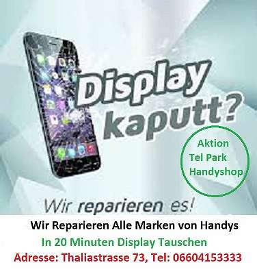 Display Tauschen in 20 Minuten