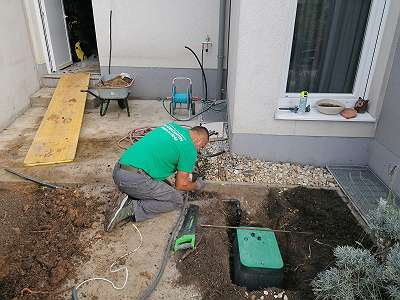 Bewässerung Gartenbewässerung Bewässerungsanlage Bewässerungssystem