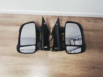 Außenspiegel LINKS / RECHTS FIAT DUCATO, CITROEN JUMPER, PEUGEOUT BOXER Polcar 5770524M/5770514M 69 euro pro Stück