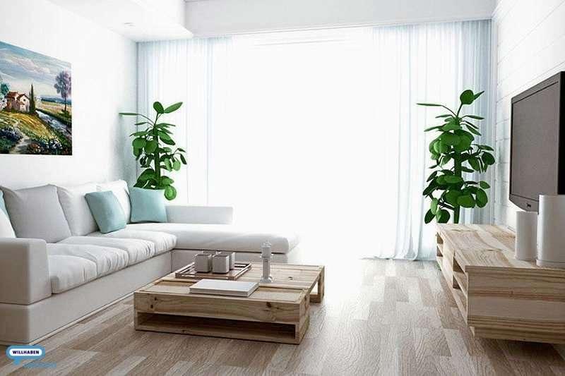 Bild 1 von 11 - Wohnzimmer-Symbolbild