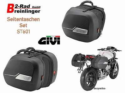 GIVI Seitentaschen-Set ST601