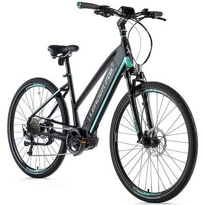 >>< > NEU Cross E-bike Leader Fox BEND lady, 2020-1 18