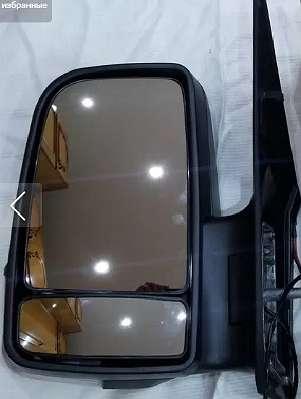 Außenspiegel RECHTS / LINKS für MERCEDES SPRINTER Polcar 5065528E - Pro Stück 59 euro