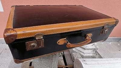Vintage Koffer Italien
