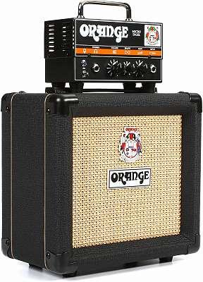 Orange Micro Dark Topteilverstärker für E-Gitarre ! NEU - 2 JAHRE GARANTIE !+ Orange PPC108 Gitarrenbox SET!