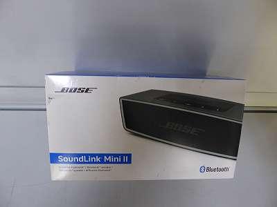 Bose Sound Link Mini II Carbon / Kostenlose Versand