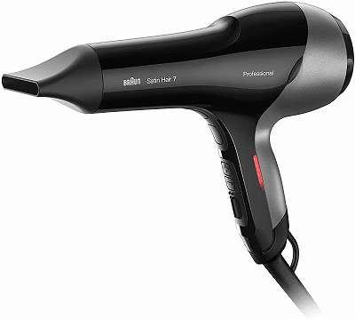 Braun Haartrockner Satin Hair 7 solo Sensodryer mit AC Motor HD780