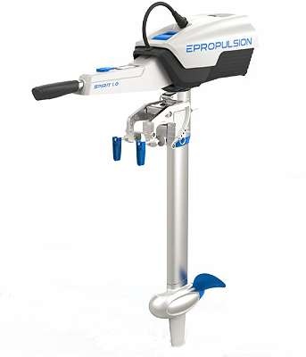 Epropulsion Spirit 1.0 PLUS, Elektromotor, Bootsmotor, Außenboardmotor