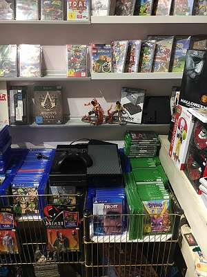 Firma Playhero Ankauf und Verkauf! Xbox One Konsole und Games