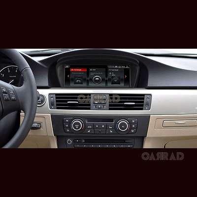 CARRAD Autoradio Nachrüstgerät für BMW 3 / 5 Serie E90 / E60 2013-2016 NBT Android 9, 8,8