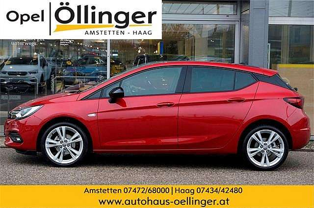 Opel Astra 1,2 Turbo Direct Injection GS Line