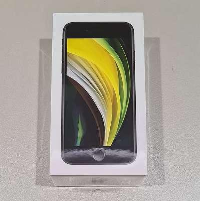 iPhone SE 2020 Dual 64GB NEU Black A1-Simlock original verpackt volle Garantie - kostenloser Versand