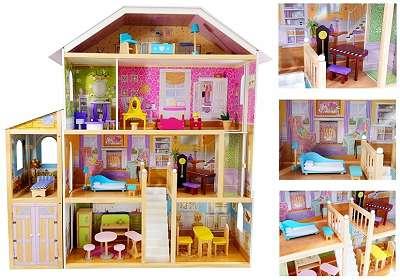 Puppenhaus Barbiehaus neu Original verpackt