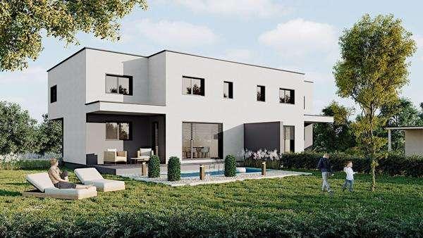 Bild 1 von 10 - Stadlkirchen_Doppelhaus
