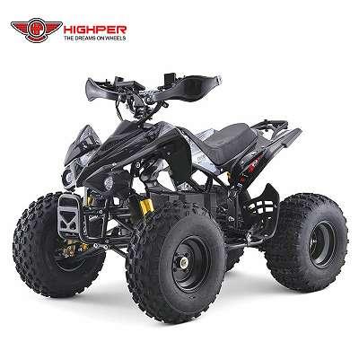60V Elektro Kinder Quad ATV schwarz 1200W XL Brushless
