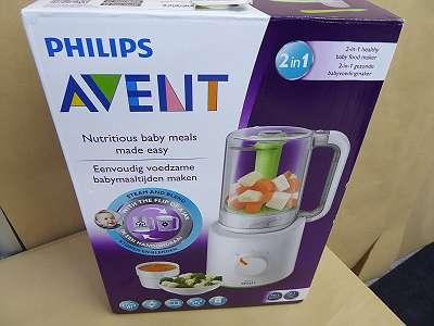 Philips Avent SCF870/20 Standmixer/ Dampfgarer