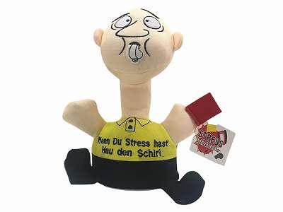 Stress Schiedsrichter