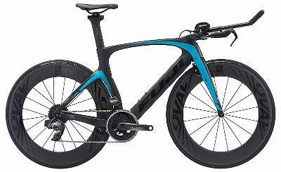 Fuji NORCOM STRAIGHT 1.3 2020, Sram Force AXS, Carbon, Zeitfahrrad Triathlonrad direkt vom Händler