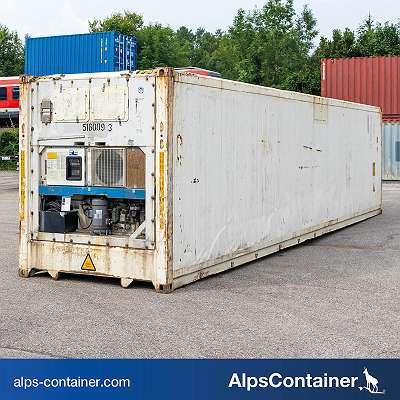 40ft (12m) Kühlcontainer / Reefer, gebraucht
