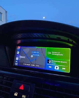 BMW E60/ E90 Carplay für CCC