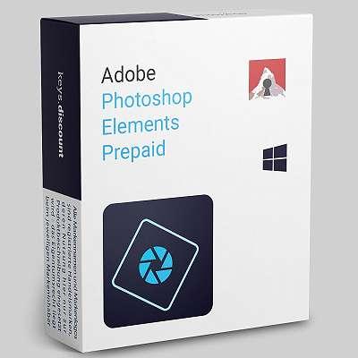 Adobe Photoshop Elements 2021 MAC Lifetime