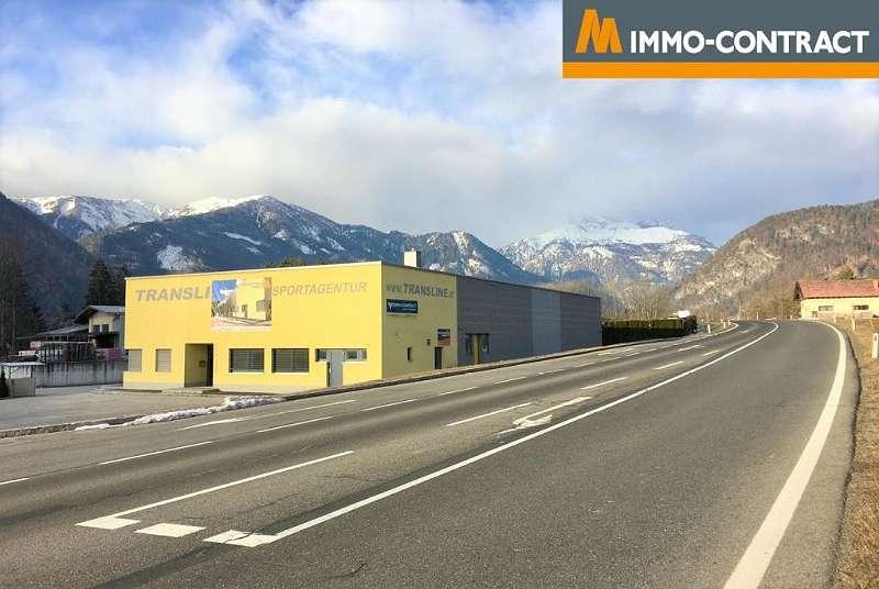Betriebshalle Simmerlach Oberdrauburg