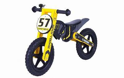 Woody Sportbike Laufrad neu