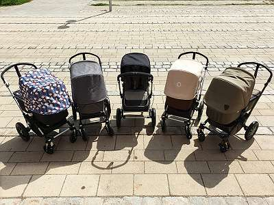 Bugaboo Cameleon3 / Style your Stroller!