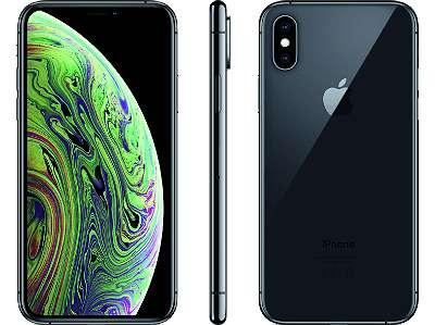 APPLE iPHONE XS 256GB SPACE GRAU / WIE NEU / top zustand KEIN KRÄTZER / OFFEN / OVP UND ALLE ZUBEHÖR